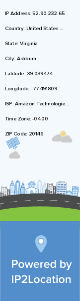 IP location tools widget
