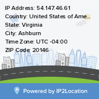 IP2Location Widget