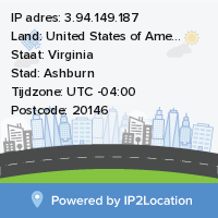 IP2Location Free Widgets